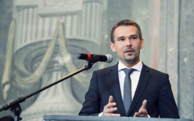 Gulyás Tibor innovációért felelős helyettes államtitkár
