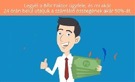 A faktoringgal biztosíthatja vállalkozása pénzügyi stabilitását!